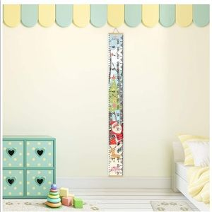 Christmas growth wall chart